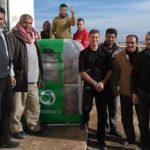 Homebiogas system i Jordanien - Foto: T.H. Culhane